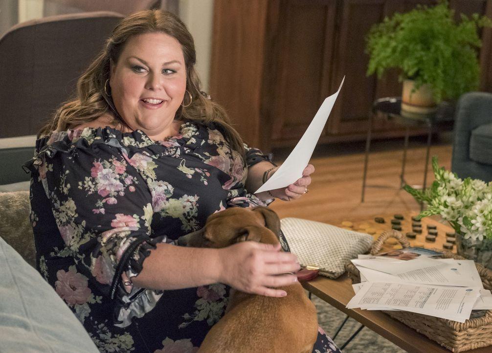 Kate Pearson (Chrissy Metz) - Bildquelle: Ron Batzdorff 2018-2019 NBCUniversal Media, LLC.  All rights reserved./Ron Batzdorff