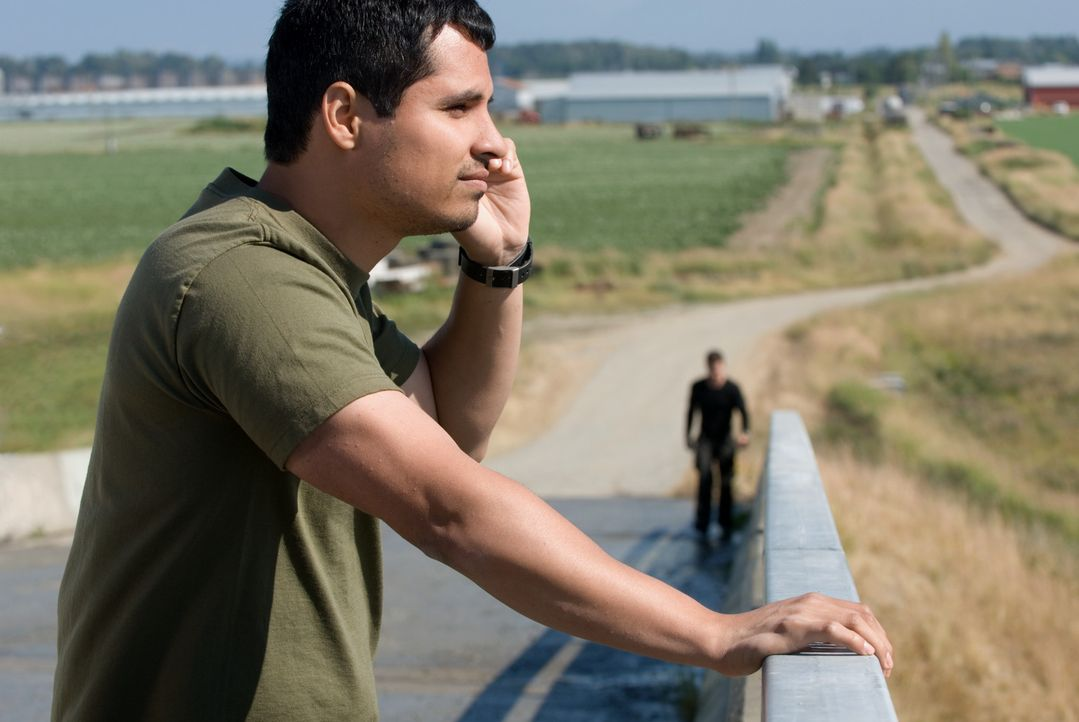 Setzt aus Loyalität seine eigene Karriere aufs Spiel: Nick Memphis (Michael Pena) ... - Bildquelle: Copyright   2007 by PARAMOUNT PICTURES. All Rights Reserved.