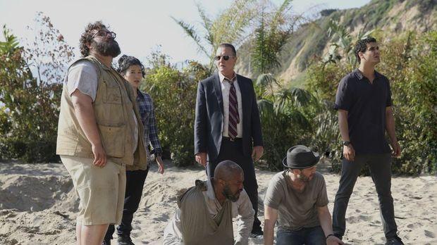 Scorpion - Scorpion - Staffel 3 Episode 25: Ein Wort Mit S
