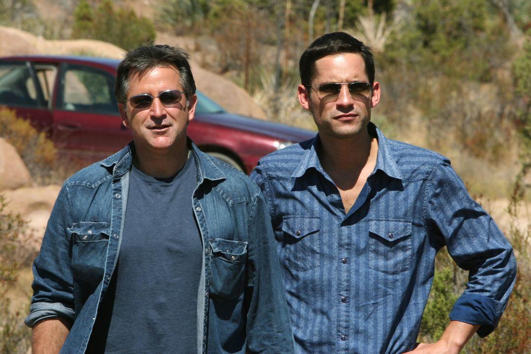 James und Lucy, ein wohlhabendes Paar aus New York, macht eine Reise nach Mexiko. Während des berühmten Totenfestes wird James von brutalen Kidnappe... - Bildquelle: Warner Bros. Entertainment Inc.