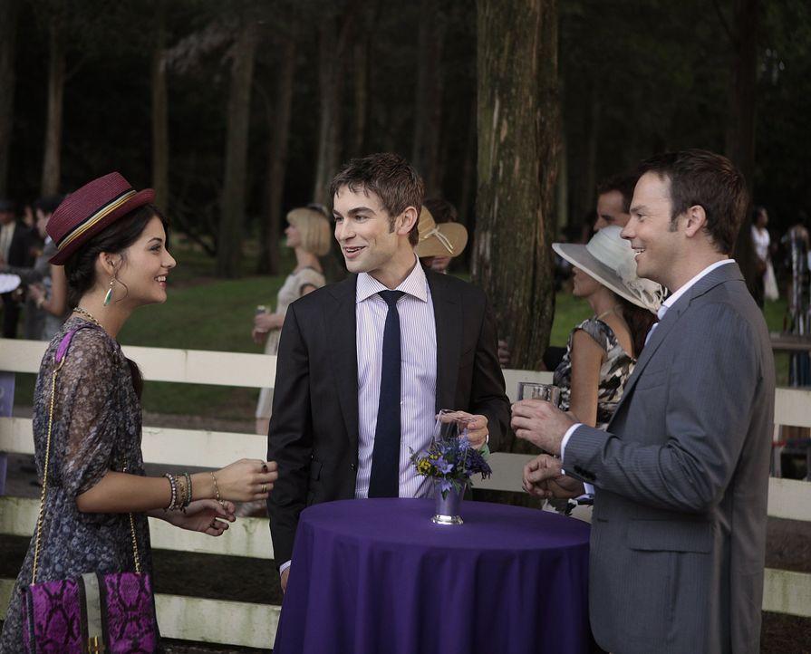 Sage, Nate und Steven - Bildquelle: Warner Bros. Television