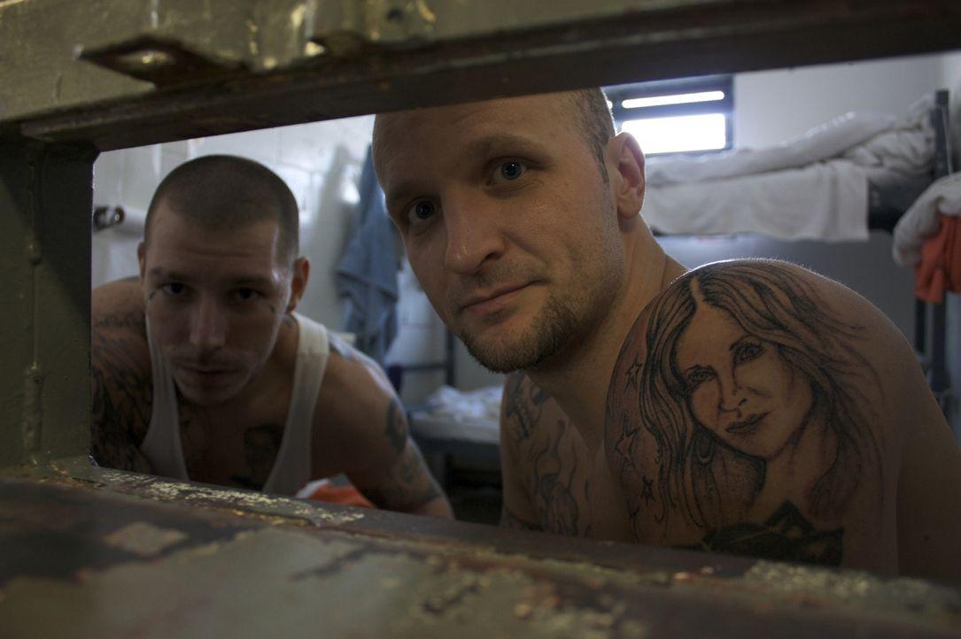 In der Ross Correctional Institution müssen einige Insassen immer wieder in Isolierhaft ... - Bildquelle: Andrew Baker 2010 NGC Network US, LLC All Rights Reserved