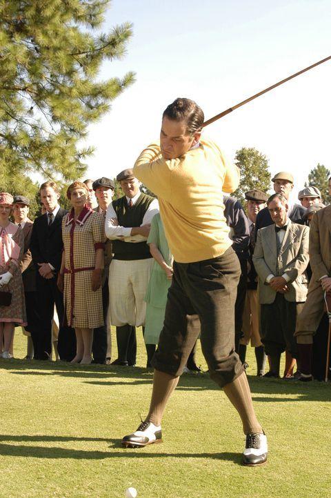 Der größte Golfer seiner Zeit Walter Hagen (Jeremy Northam) wird von einem noch größeren Golfspieler abgelöst ... - Bildquelle: 2003 Bobby Jones Film, LLC. All Rights Reserved.