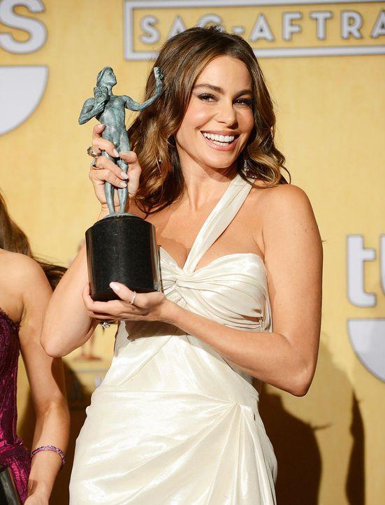 screen-actors-guild-awards-sofia-vergara-13-01-27-getty-afpjpg 1604 x 2100 - Bildquelle: getty-AFP
