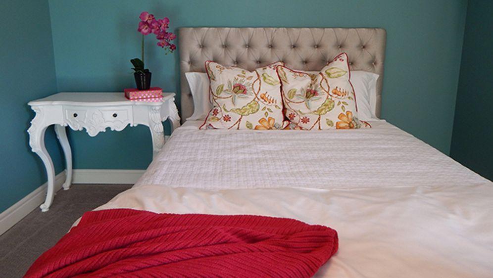 5 heiße Einrichtungstipps fürs Schlafzimmer