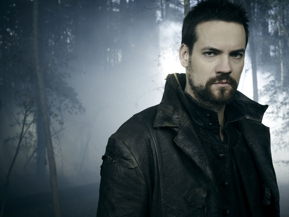 (2. Staffel) - Kehrt nach Salem zurück, um einer schicksalshaften Aufgabe nachzugehen: John (Shane West) ... - Bildquelle: 2015 Fox and its related entities. All rights reserved.