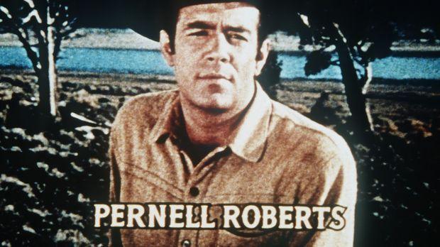 Bonanza - Adam Cartwright (Pernell Roberts) ist der älteste Sohn von Ben Cart...