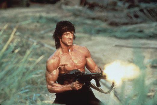 Rambo II - Rambo (Sylvester Stallone) hat nur noch ein Ziel: Er möchte die Ge...