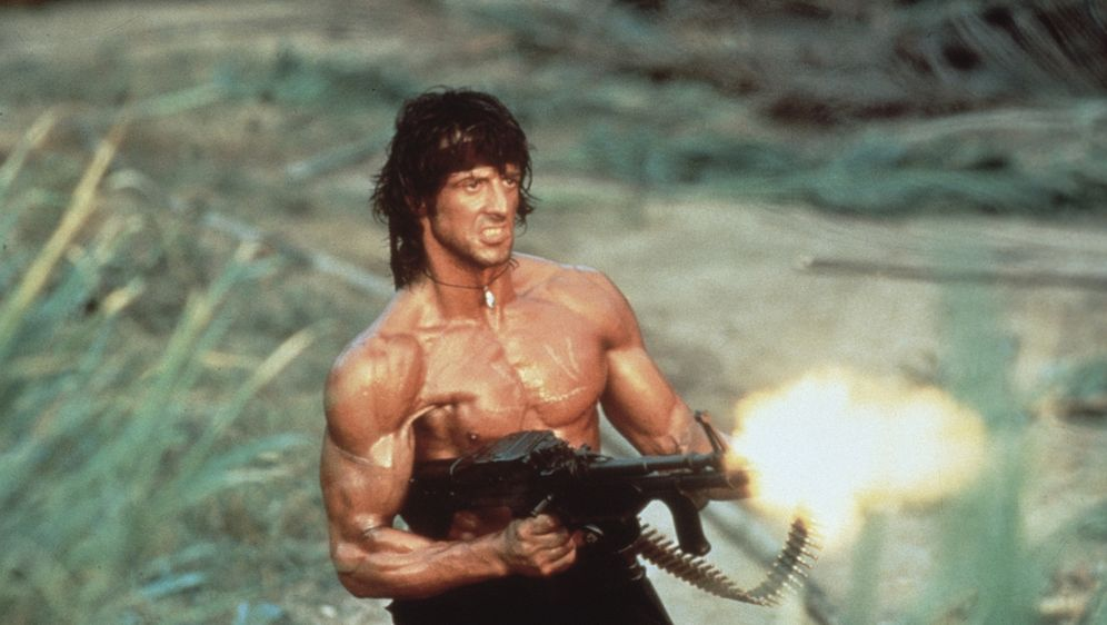 Rambo II - Bildquelle: 1985 STUDIOCANAL. All Rights Reserved.