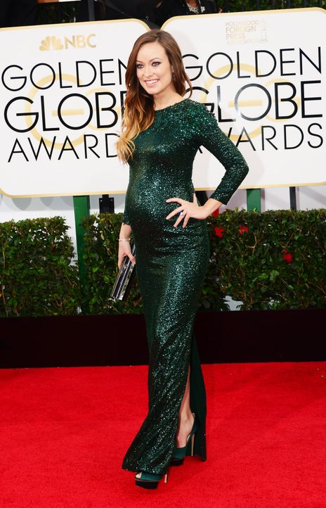 Golden-Globes-Red-Carpet-12-AFP - Bildquelle: AFP