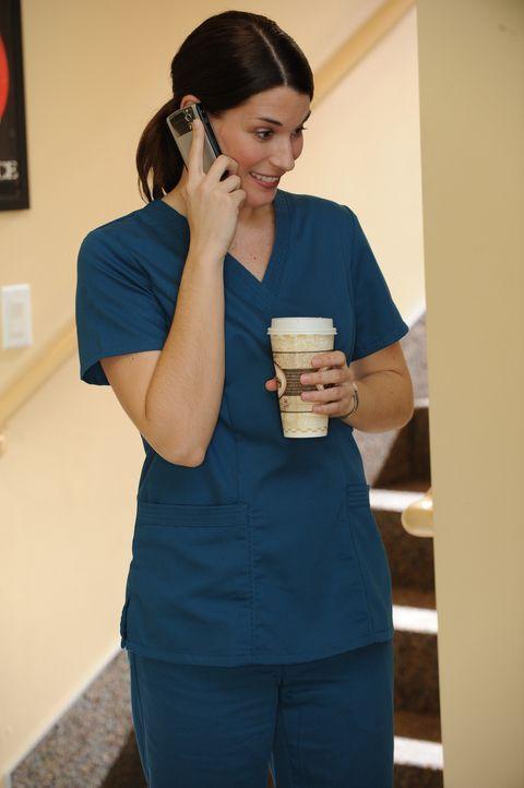 Kristen (Dorian Brown) versucht gerne ihrem Bruder Ryan vorzuschreiben, wie er zu leben hat ... - Bildquelle: 2011 FX Networks, LLC. All rights reserved.