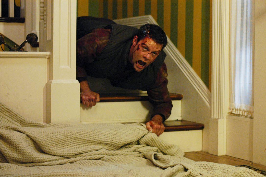 Melindas Freundin Andrea wird in ihrer Wohnung von Dennis Mcloughlins (Matt Keeslar) Geist heimgesucht ... - Bildquelle: ABC Studios