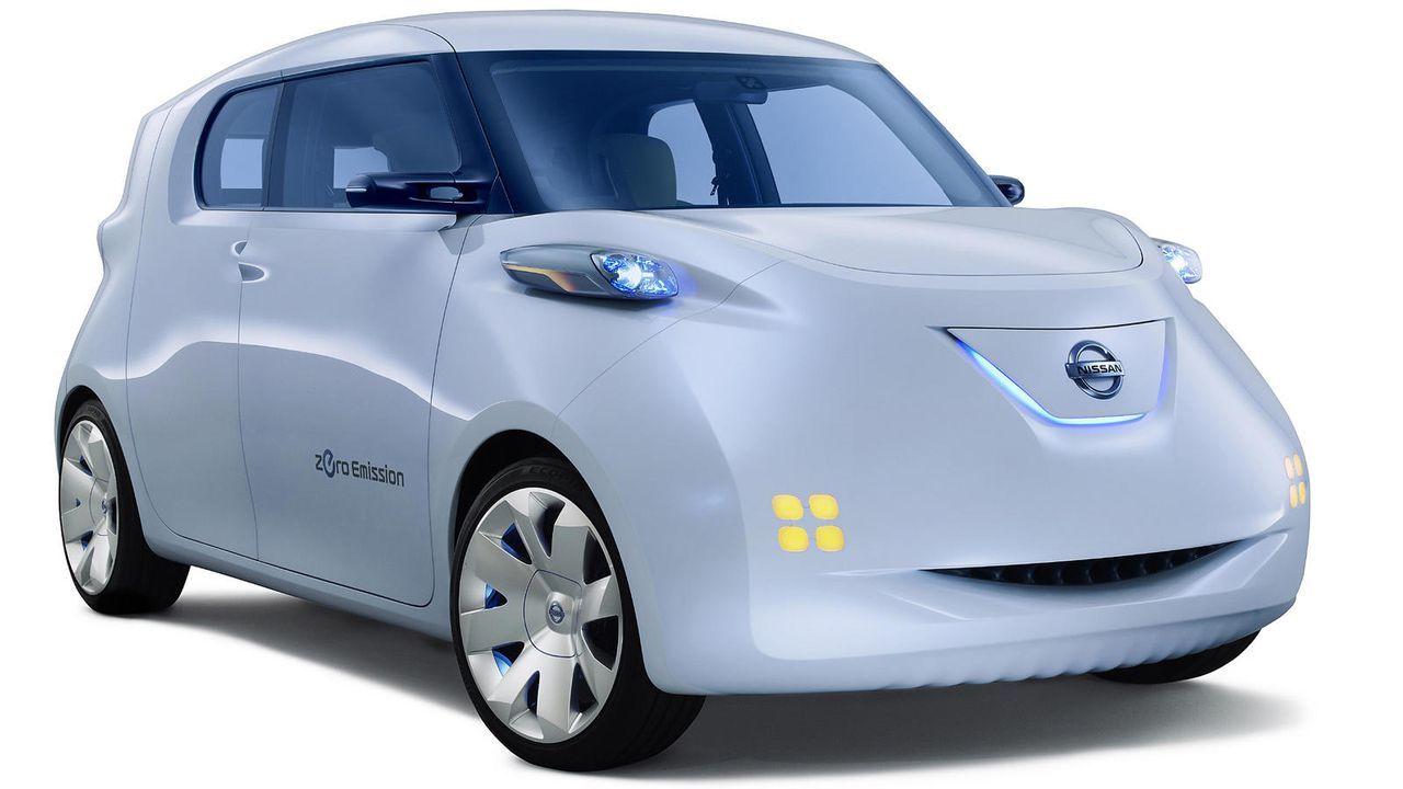 Nissan Townpod - Bildquelle: Nissan