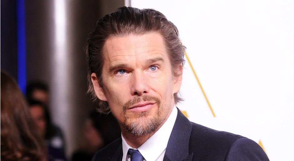 Oscars-Luncheon-Ethan-Hawke-14-02-10-getty-AFP - Bildquelle: getty-AFP
