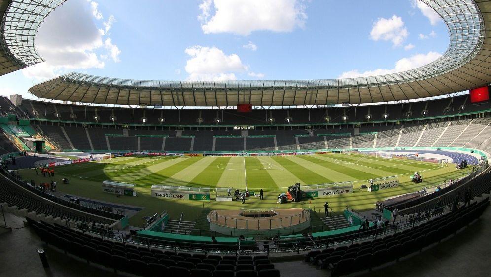 Hertha BSC treibt seine Stadionpläne voran - Bildquelle: PIXATHLONPIXATHLONSIDOsnapix