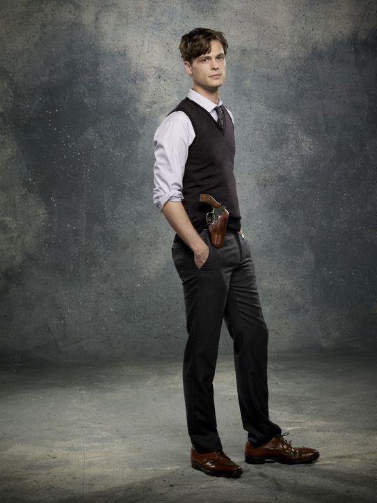 (7. Staffel) - Einer der klügsten Köpfe, die das FBI zu bieten hat: Dr. Spencer Reid (Matthew Gray Gubler) ... - Bildquelle: ABC Studios