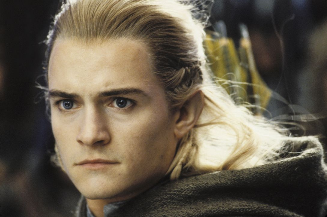 Legolas (Orlando Bloom) zieht mit seinen Gefährten in die Schlacht um Mittelerde, wo sie unverhoffte Hilfe von einer Armee der Toten erhalten ... - Bildquelle: Warner Bros.