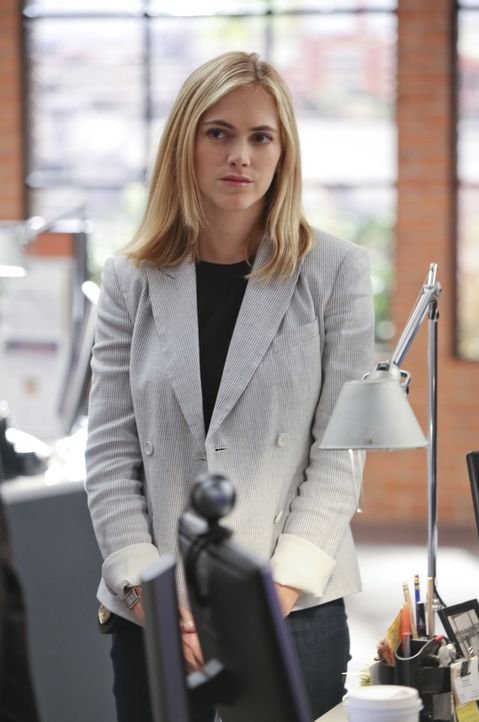 Kann nicht glauben, was Gibbs zugestoßen ist: Bishop (Emily Wickersham) ... - Bildquelle: Monty Brinton CBS Television