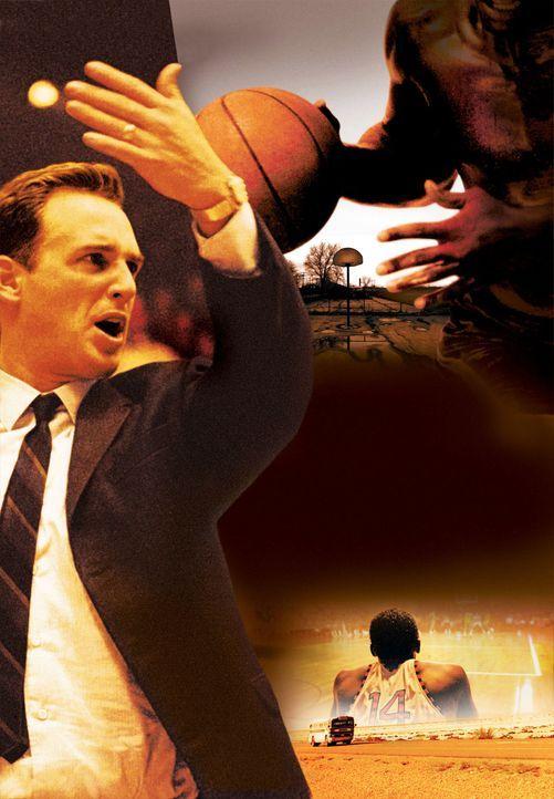 Spiel auf Sieg - Artwork - Basketballtrainer Don Haskins (Josh Lucas) ahnt nicht, dass er Sportgeschichte schreiben wird, als er 1961 die Texas West... - Bildquelle: Disney Enterprises, Inc / Bruckheimer Films.  All rights reserved