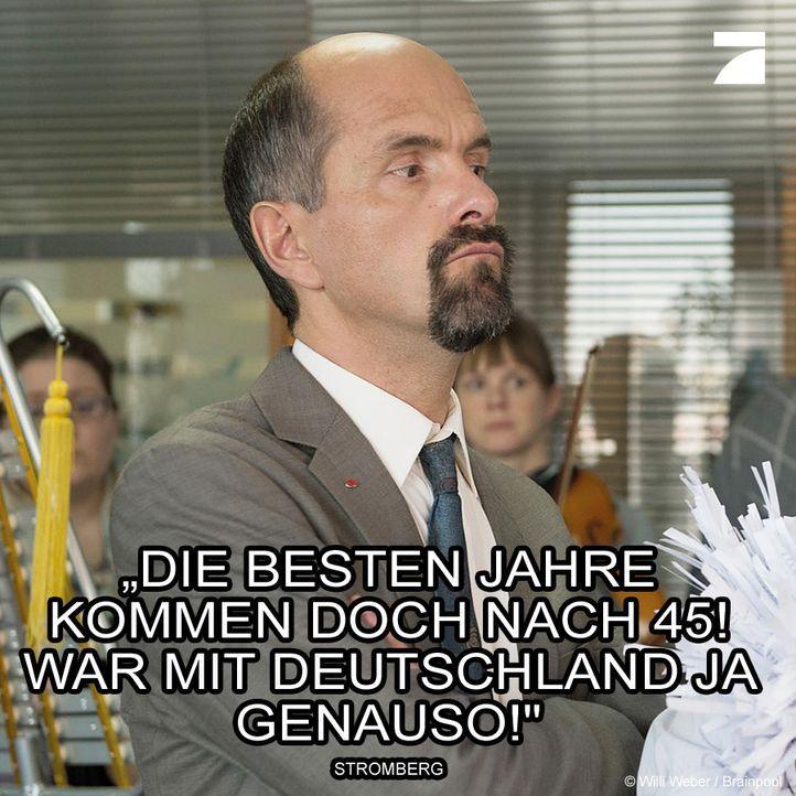 pro7_fb_meme-Stromberg-06-Willi-Weber-Brainpool - Bildquelle: Willi Weber / Brainpool