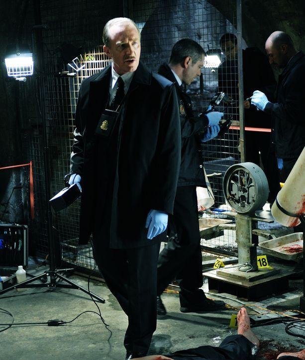 Viel zu spät kommt dem Polizisten Dan Erickson (Mark Rolston) der Verdacht, wer der Täter der bestialischen Morde sein könnte ... - Bildquelle: Steve Wilkie Kinowelt GmbH