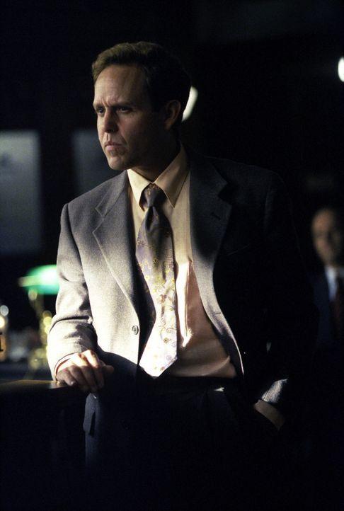 Der sonst so solide John (Peter MacNicol) verliert in einer wichtigen Verhandlung die Fassung ... - Bildquelle: 1999 Twentieth Century Fox Film Corporation. All rights reserved.