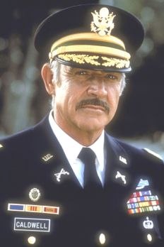 Presidio - Auf militärischer Seite leitet Leutnant Colonel Alan Caldwell (Sea...