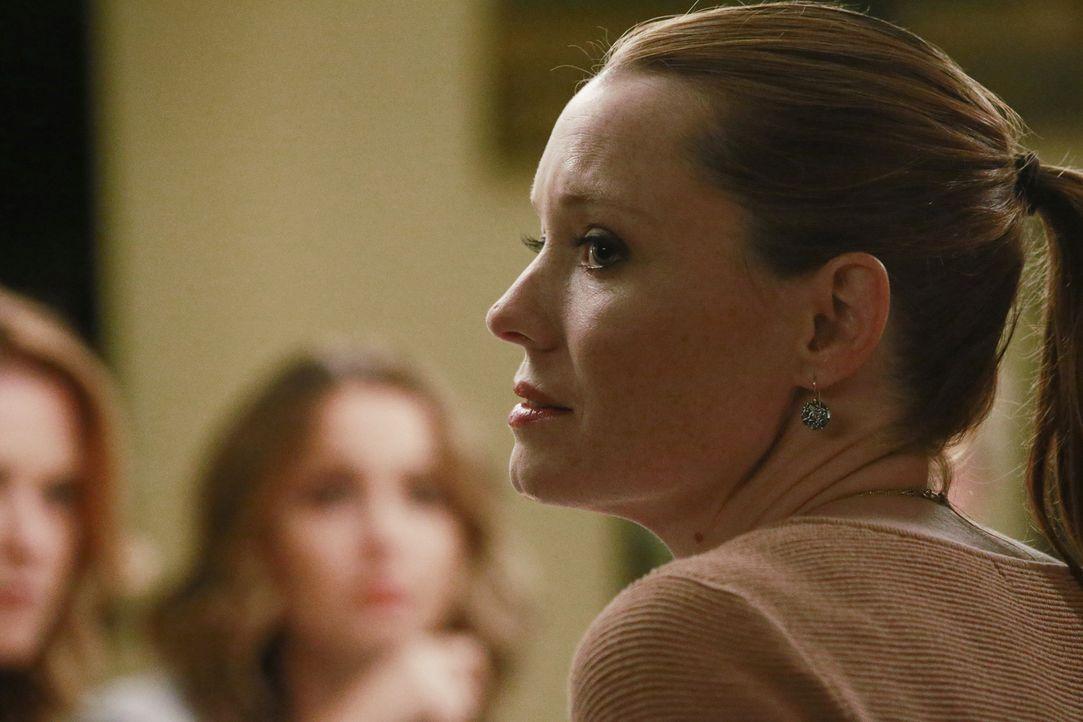 Muss nach alldem, was geschehen ist, die Wut von Meredith und Amelia spüren: Penny (Samantha Sloyan) ... - Bildquelle: Mitchell Haaseth ABC Studios