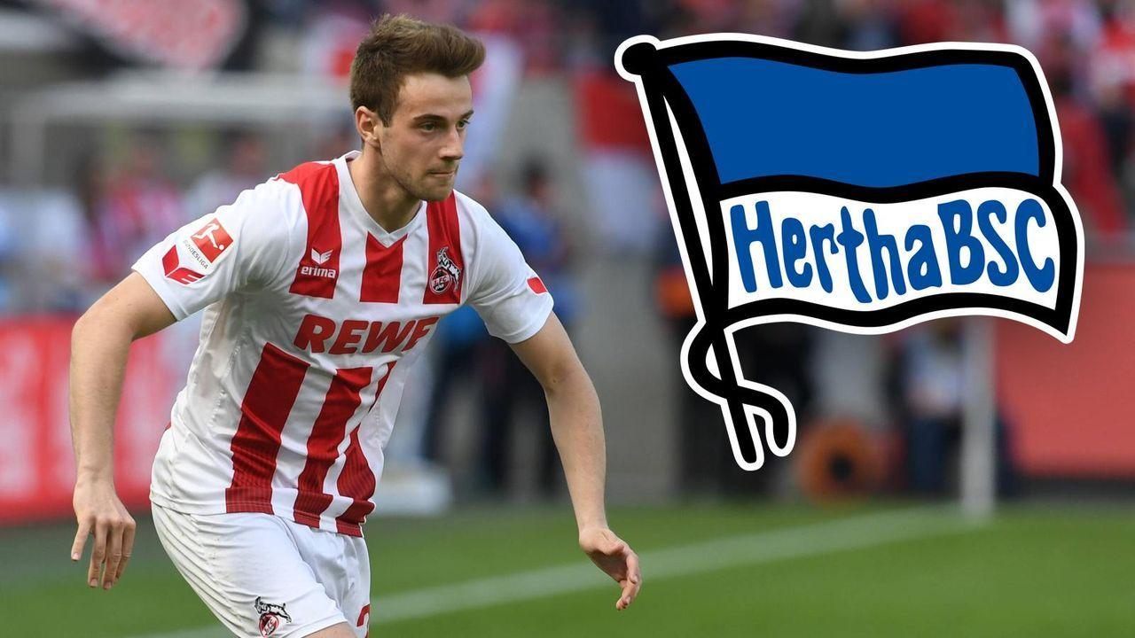 Lukas Klünter (Zugang Hertha BSC) - Bildquelle: imago