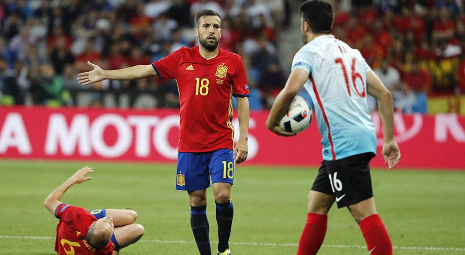 Türkei Vs Spanien
