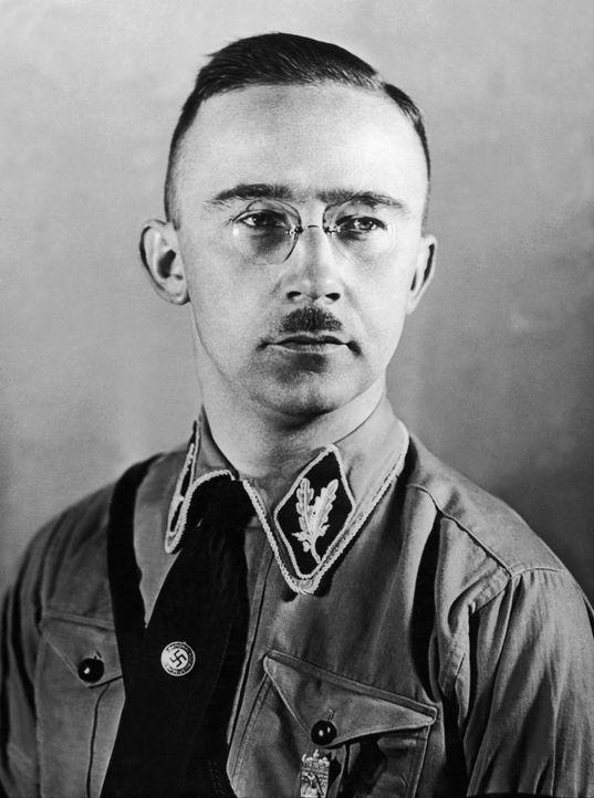 Der junge Heinrich Himmler - Bildquelle: Keystone KEYSTONE-FRANCE