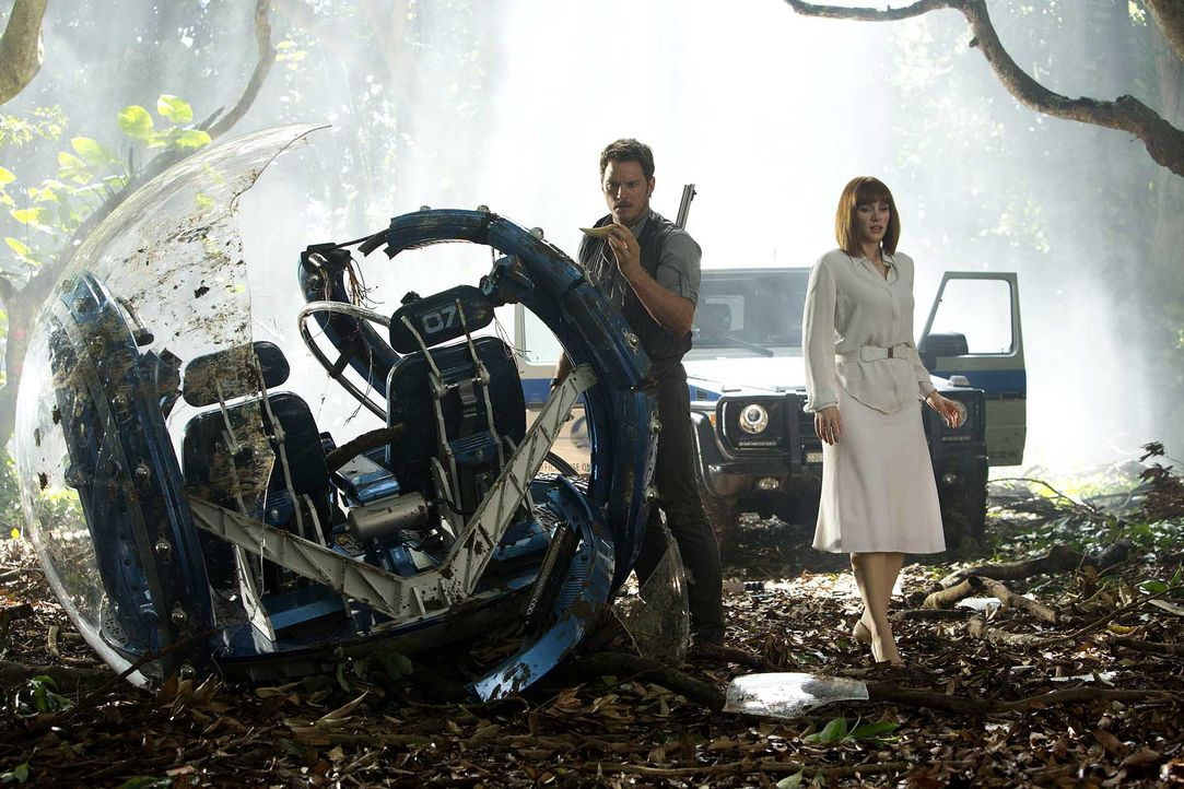 Jurassic-World-3D-05-Universal-Pictures - Bildquelle: Universal Pictures