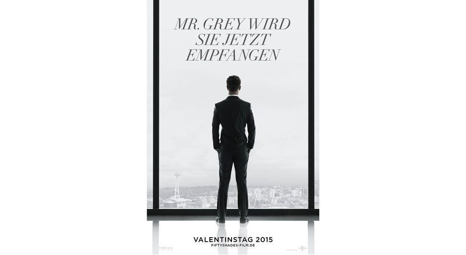 Shades of Grey - Teaserplakat - Bildquelle: Univsersal Pictures International Germany
