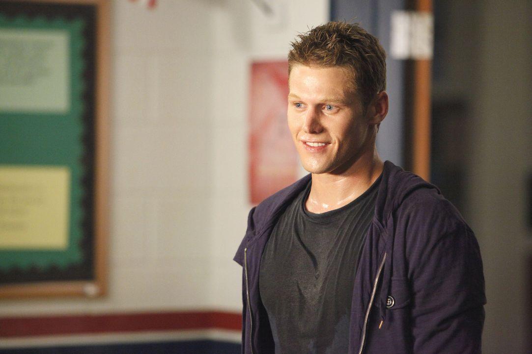 Matt (Zach Roerig) wagt ein selbstmörderisches Unterfangen, um mit seiner verstorbenen Schwester Vicki in Kontakt zu treten ... - Bildquelle: Warner Bros. Television