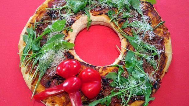 ALt Rezept Türkranz-Pizza