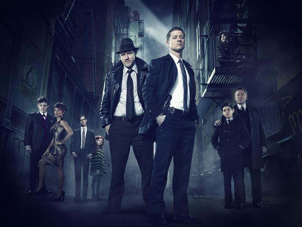 Gotham - Die neue Serie - Allgmeine Bilder - 8 - Bildquelle: Warner Bros. Entertainment, Inc.