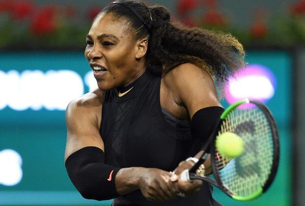 Williams mit Traum-Comeback in Indian Wells