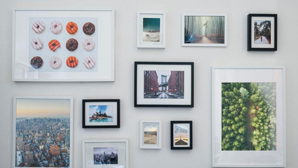 Fotowand-Ideen – DIY – sixx.de
