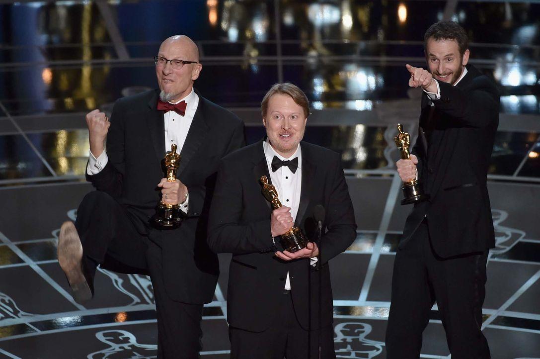 Oscar-150222-Show-getty-AFP (30) - Bildquelle: Kevin Winter/Getty Images/AFP