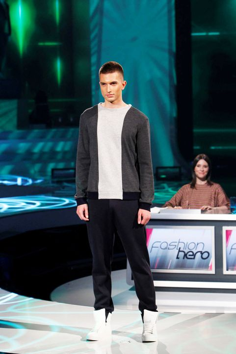 Fashion-Hero-Epi07-Gewinneroutfits-Tim-Labenda-ASOS-06-Richard-Huebner - Bildquelle: Richard Huebner