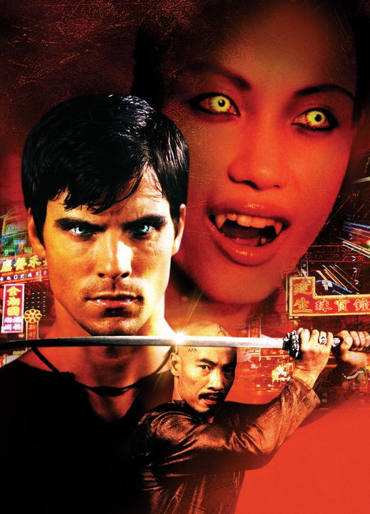 Vampires: The Turning - Artwork - Bildquelle: 2002 Global Entertainment Productions GmbH & Co. Movie KG. All Rights Reserved.