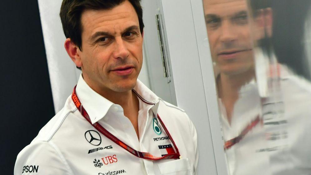 """Wolff bezeichnet Formel E als """"einzigartige Serie"""" - Bildquelle: AFPSIDGIUSEPPE CACACE"""