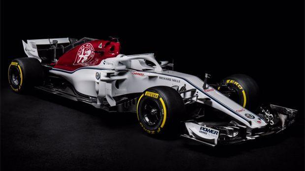 Sauber F1 - Bildquelle: Twitter/SauberF1