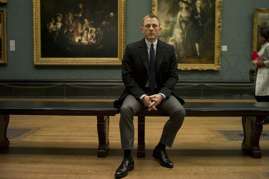 Als der MI6 ordentlich in die Klemme gerät, muss James Bond (Daniel Craig), der Agent seiner Majestät, aus der Versenkung zurückkehren, um den briti... - Bildquelle: Skyfall   2012 Danjaq, LLC, United Artists Corporation and Columbia Pictures Industries, Inc. All rights reserved.