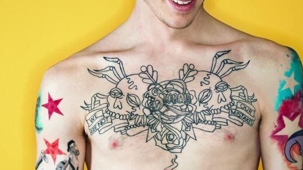 tattoo auf schwarzer haut erotik meppen