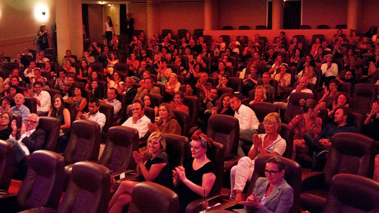 und-weg-bist-du-premiere-09 - Bildquelle: SAT.1/Richard Hübner