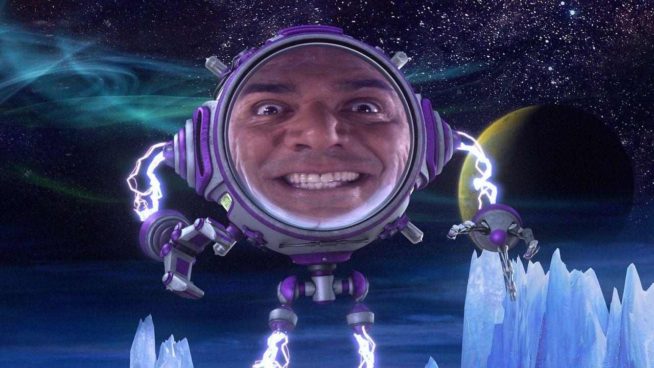 Macht sich daran, eine wunderbare Welt voller Träume zu zerstören: Mr. Electric (George Lopez - Bildquelle: 2005 Miramax Film Corp. All Rights Reserved.