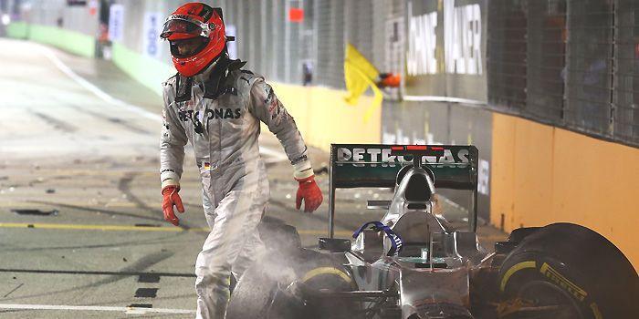 Michael Schumacher Mercedes - Bildquelle: Getty