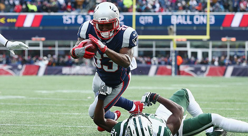 Dion Lewis (New England Patriots) - Bildquelle: 2017 Getty Images