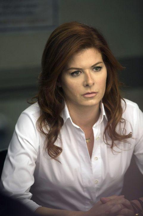 In einem neuen Fall trifft Laura (Debra Messing) auf ihren ehemaligen Verlobten ... - Bildquelle: Warner Bros. Entertainment, Inc.